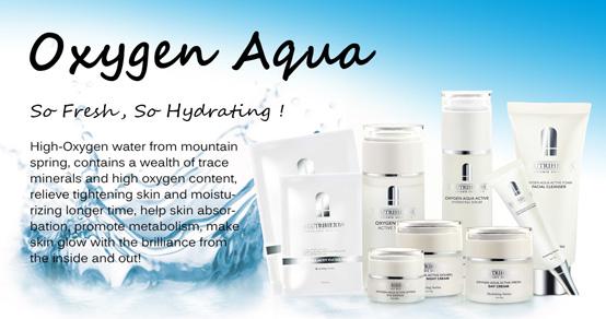 кислородная серия Oxygen Aqua от Neutriherbs