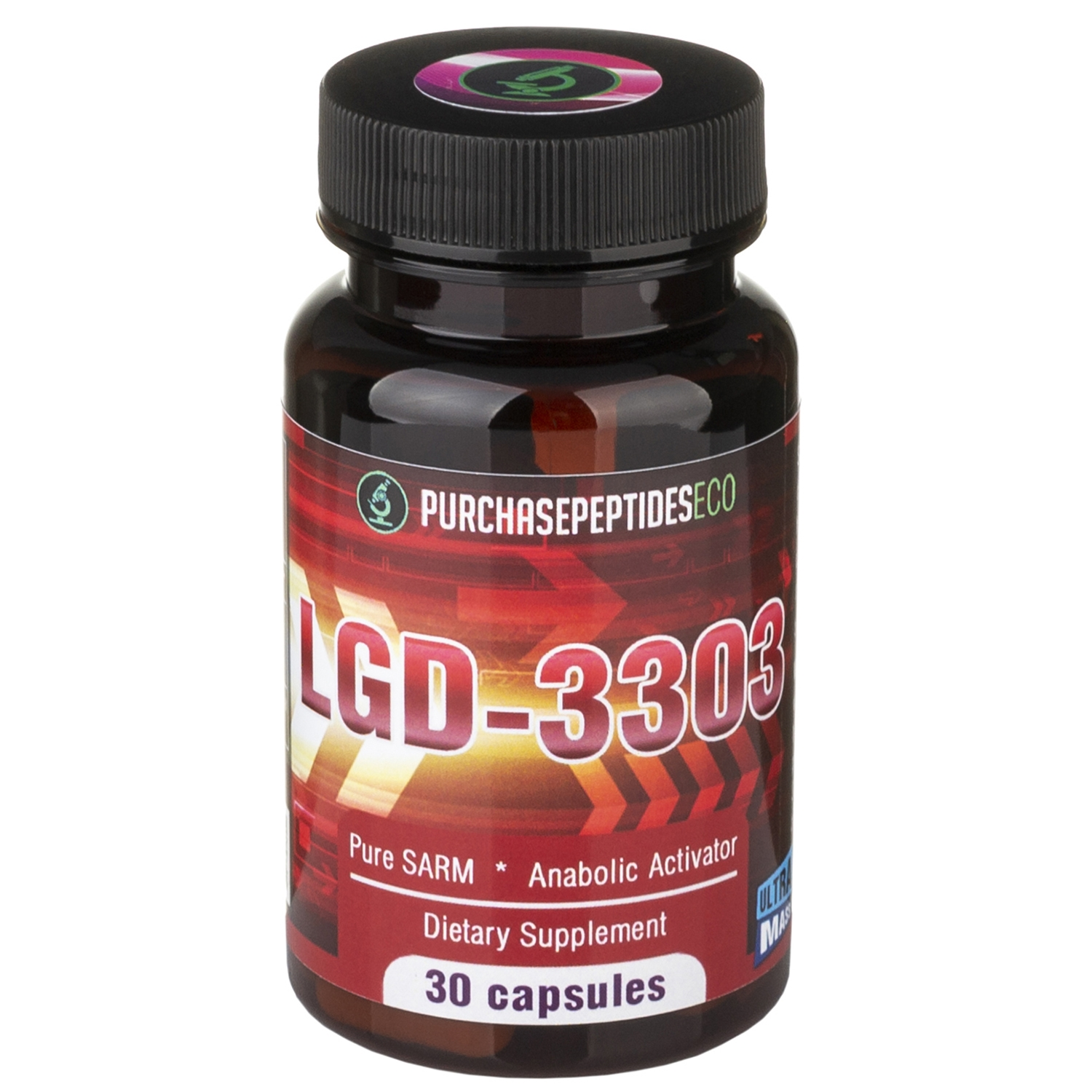 LGD-3303 (PurchasepeptidesEco) 30 капс.