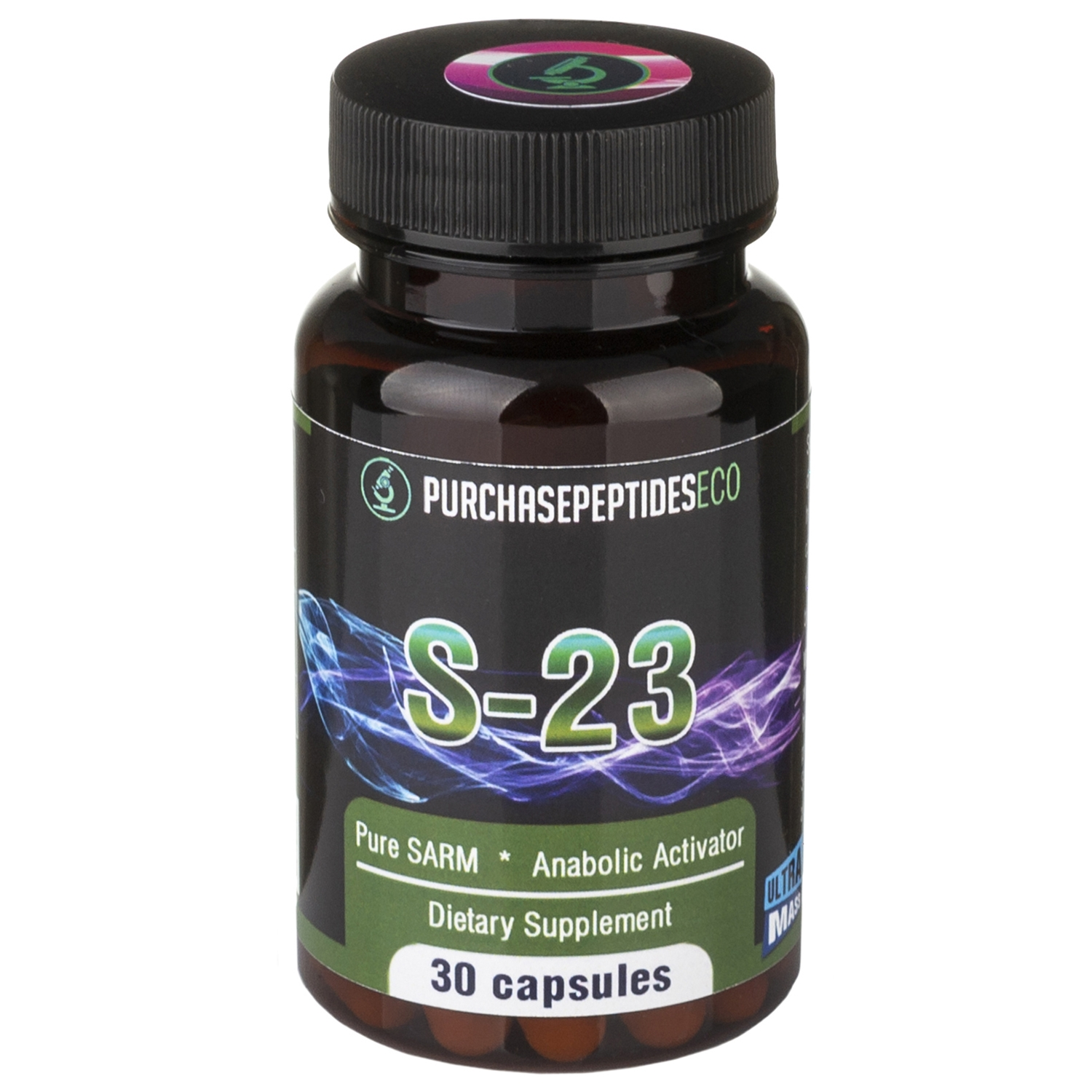 S-23 (PurchasepeptidesEco) 30 капс.