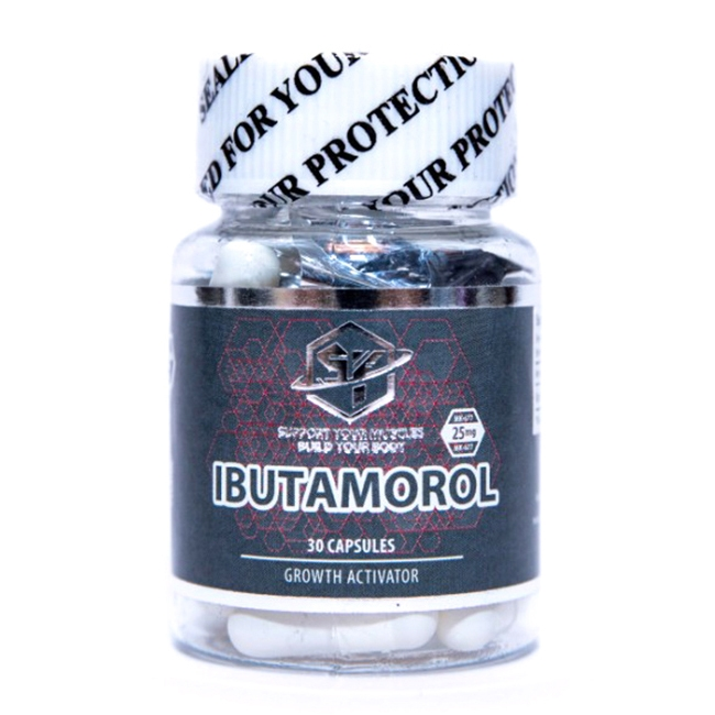 Ibutamorol Special Force Pharm, Ибутаморол